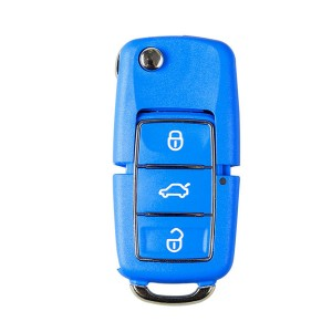 BLUE VOLKSWAGEN REMOTE WITH...